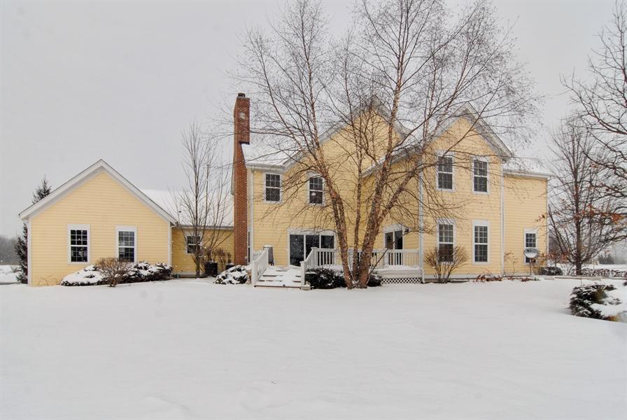 Real Estate Photography - 1466 Cornell Cir, Sugar Grove, IL, 60554 - Side View