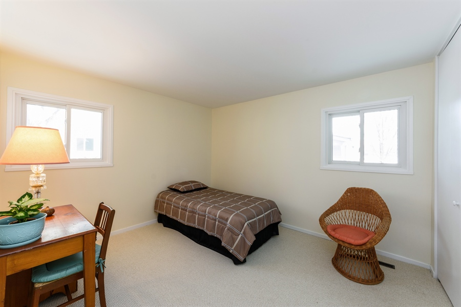 Real Estate Photography - 3323 Thornberry Drive, Glenview, IL, 60025 - 4th Bedroom