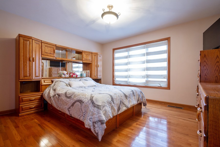 Real Estate Photography - 7704 W Monroe, Niles, IL, 60714 - Master Bedroom
