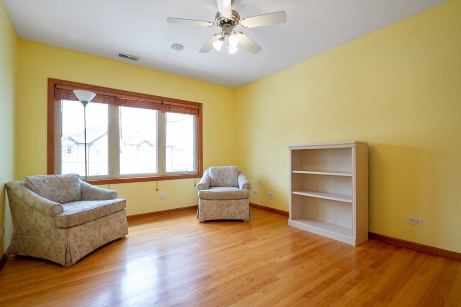 Real Estate Photography - 7704 W Monroe, Niles, IL, 60714 - 2nd Bedroom