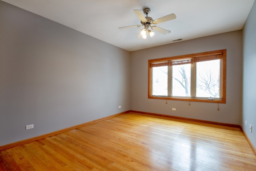 Real Estate Photography - 7704 W Monroe, Niles, IL, 60714 - 3rd Bedroom