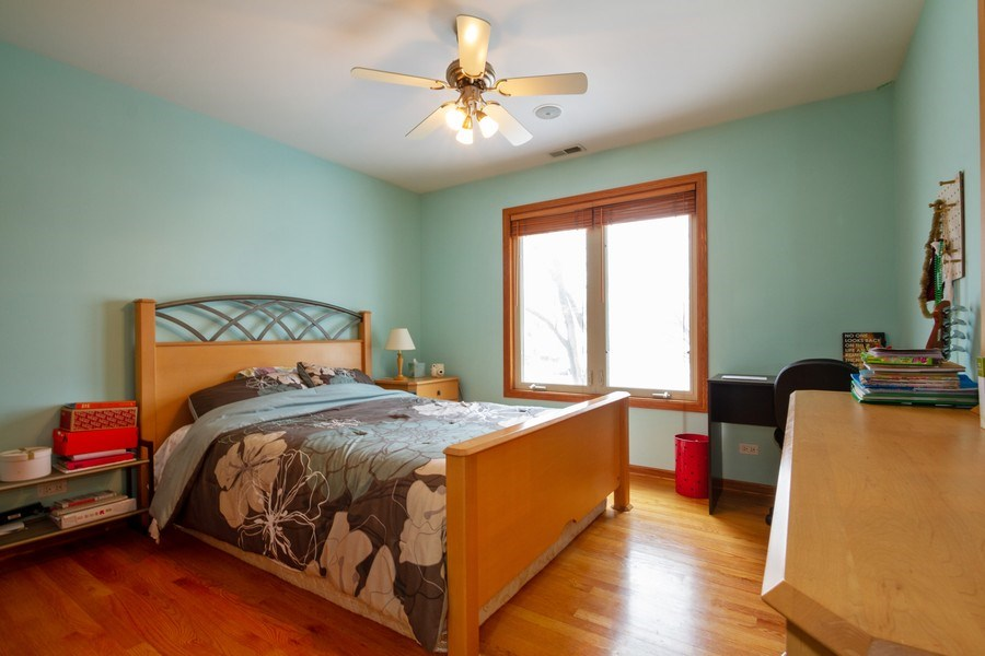 Real Estate Photography - 7704 W Monroe, Niles, IL, 60714 - Bedroom