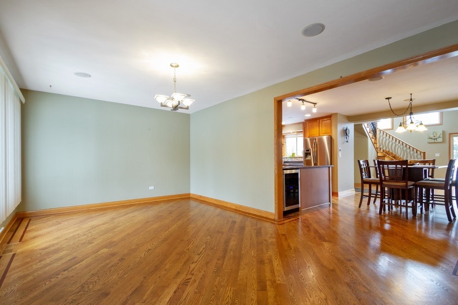 Real Estate Photography - 7704 W Monroe, Niles, IL, 60714 - Dining Room