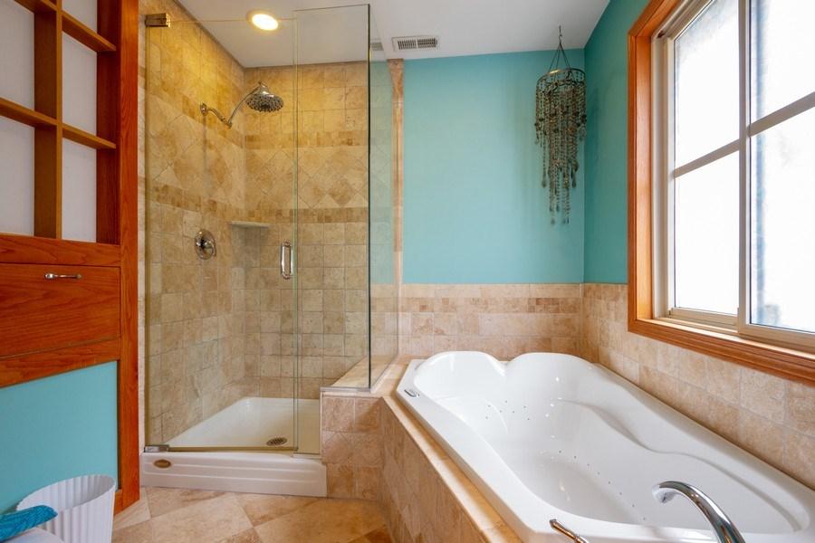 Real Estate Photography - 7704 W Monroe, Niles, IL, 60714 - Bathroom