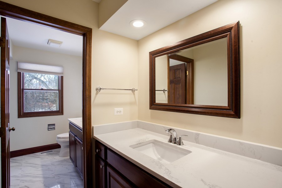 Real Estate Photography - 820 Red Stable Way, Oak Brook, IL, 60523 - Bathroom