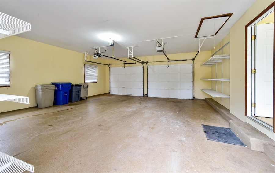 Real Estate Photography - 820 Red Stable Way, Oak Brook, IL, 60523 - Garage