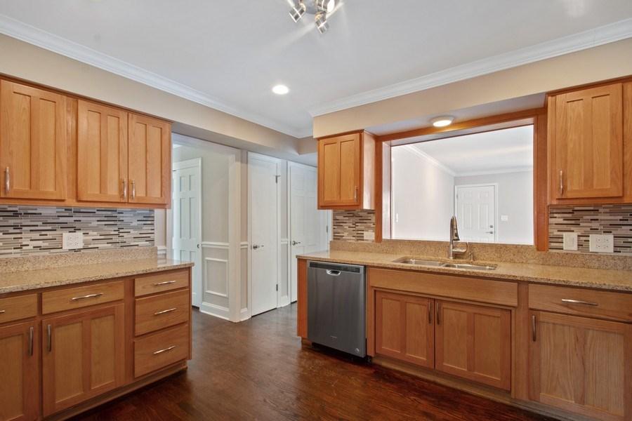 Real Estate Photography - 1346 London, Glenview, IL, 60025 - Kitchen