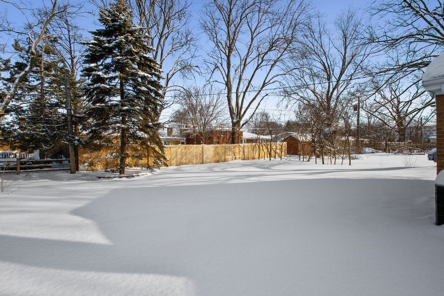 Real Estate Photography - 1346 London, Glenview, IL, 60025 - Back Yard