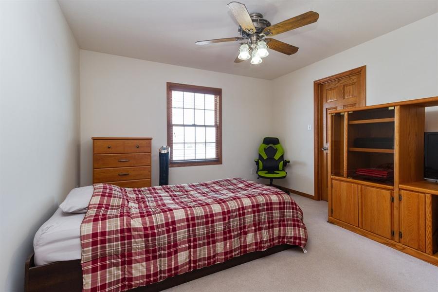 Real Estate Photography - 1924 Claire Dr, Bourbonnais, IL, 60914 - Bedroom