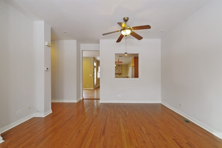 Real Estate Photography - 2660 Goldenrod Ln, Glenview, IL, 60025 - Dining Room
