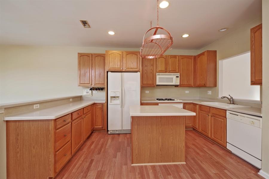Real Estate Photography - 2660 Goldenrod Ln, Glenview, IL, 60025 - Kitchen