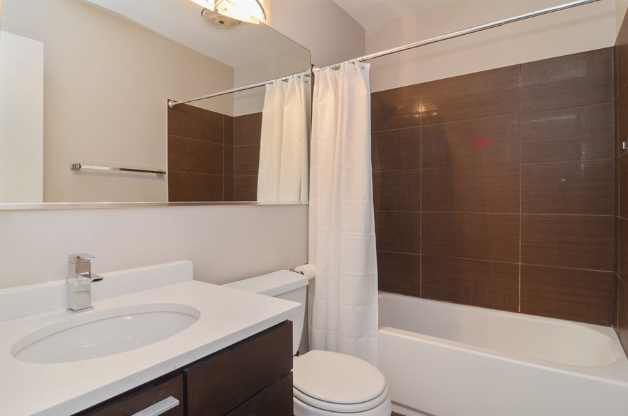 Real Estate Photography - 2700 N Hampden, Unit 15B, Chicago, IL, 60614 - Bathroom