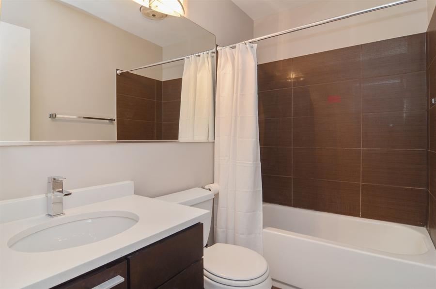 Real Estate Photography - 2700 N Hampden, Unit 15B, Chicago, IL, 60614 - Bathroom