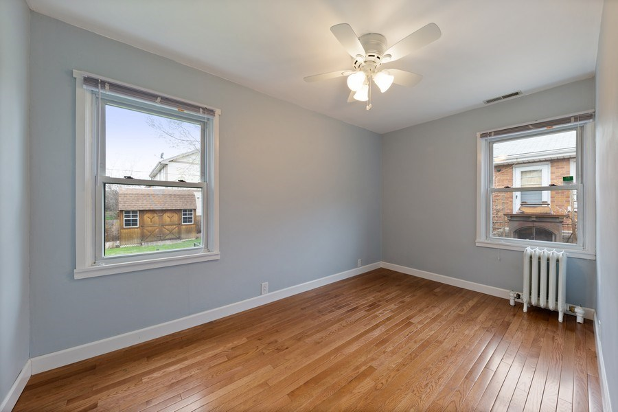 Real Estate Photography - 4052 Western, Western Springs, IL, 60558 - 2nd Bedroom