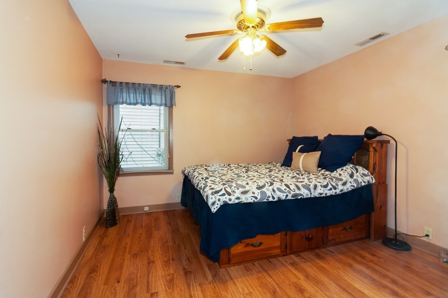 Real Estate Photography - 4052 Western, Western Springs, IL, 60558 - Master Bedroom