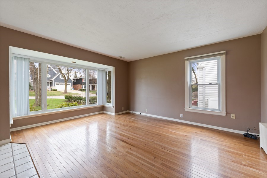 Real Estate Photography - 4052 Western, Western Springs, IL, 60558 - Family Room