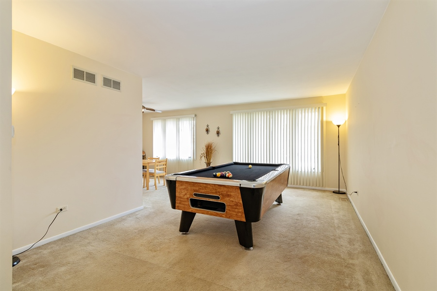 Real Estate Photography - 13717 crestview ct, n/a, crestwood, IL, 60418 - Living Room