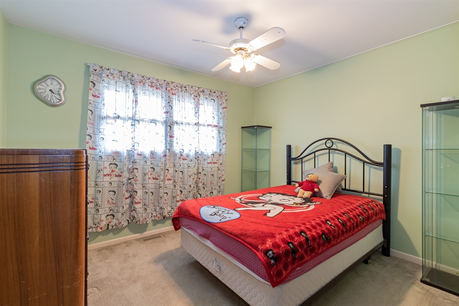 Real Estate Photography - 13717 crestview ct, n/a, crestwood, IL, 60418 - Bedroom