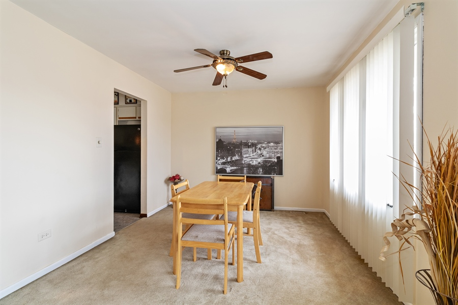 Real Estate Photography - 13717 crestview ct, n/a, crestwood, IL, 60418 - Dining Room