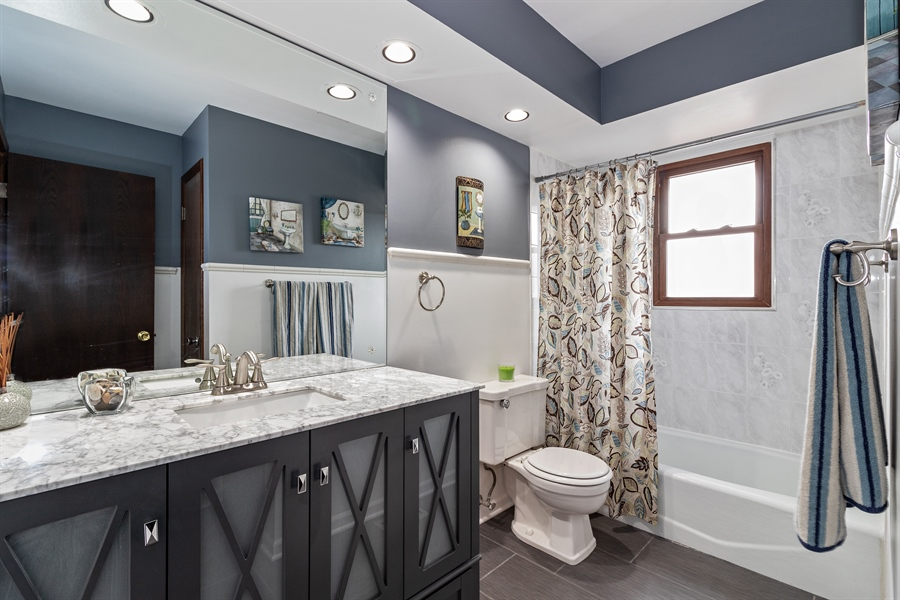 Real Estate Photography - 13717 crestview ct, n/a, crestwood, IL, 60418 - Bathroom