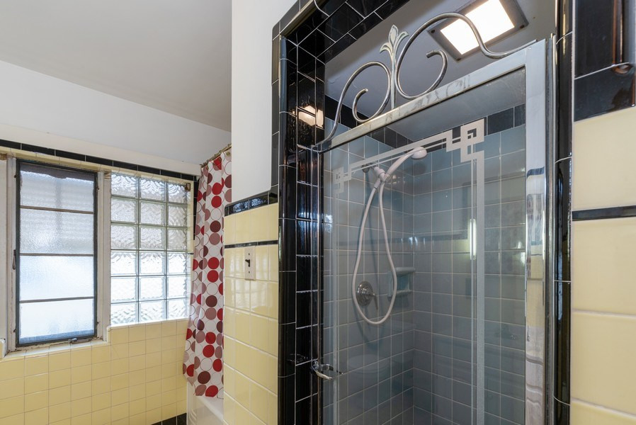 Real Estate Photography - 509 Miller Street, Beecher, IL, 60401 - Bathroom
