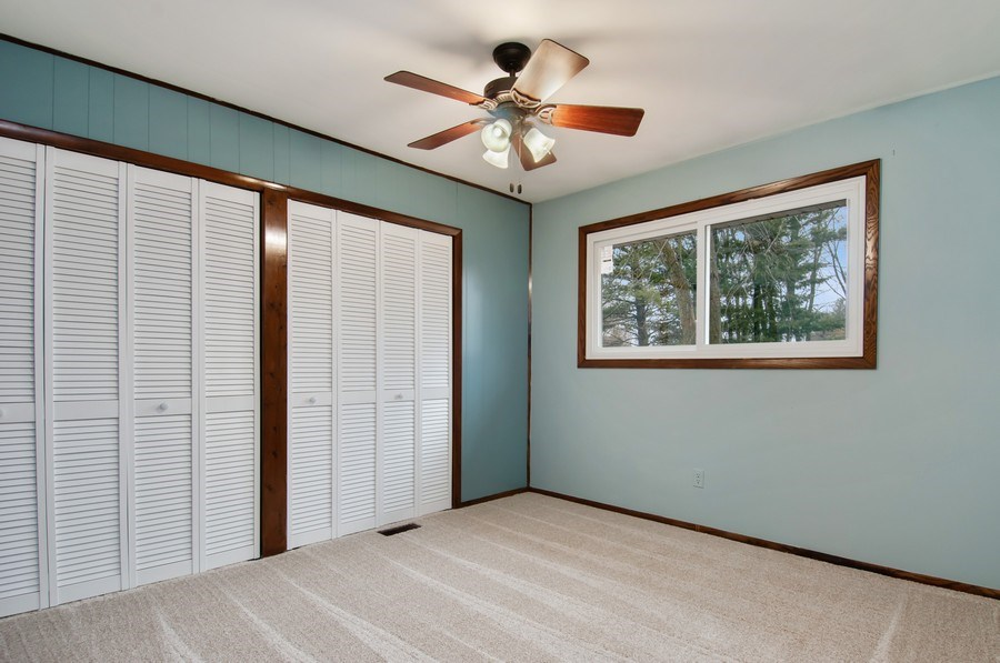 Real Estate Photography - 120 Naden Ct., Yorkville, IL, 60560 - 2nd Bedroom