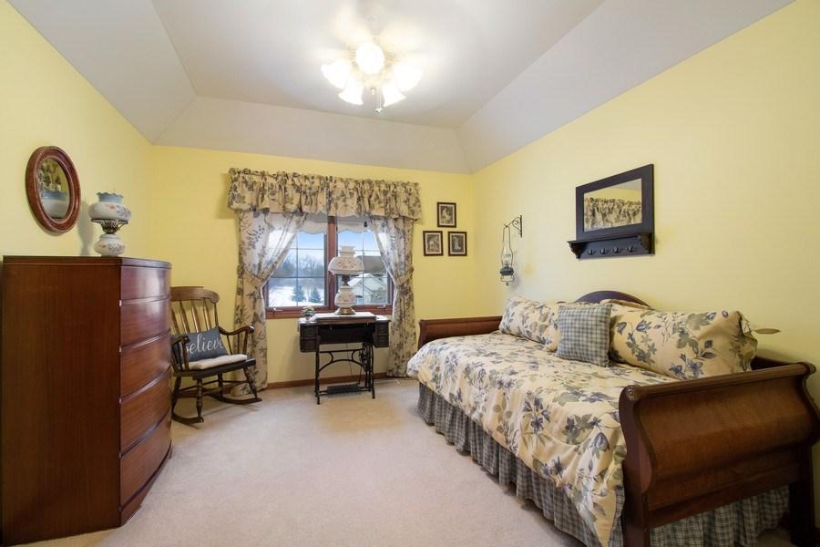 Real Estate Photography - 16220 Ridgewood, Homer Glen, IL, 60491 - Bedroom