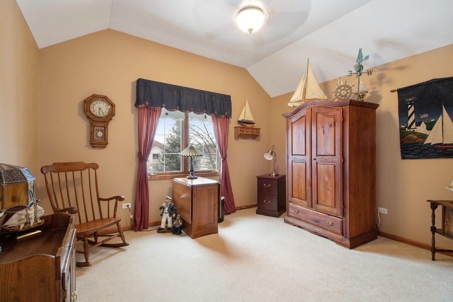 Real Estate Photography - 16220 Ridgewood, Homer Glen, IL, 60491 - Office