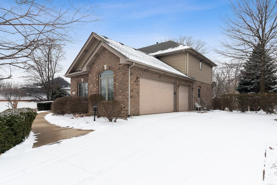 Real Estate Photography - 16220 Ridgewood, Homer Glen, IL, 60491 - Side View