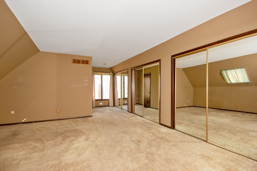 Real Estate Photography - 10869 W 3000 North Rd, Bonfield, IL, 60913 - Master Bedroom