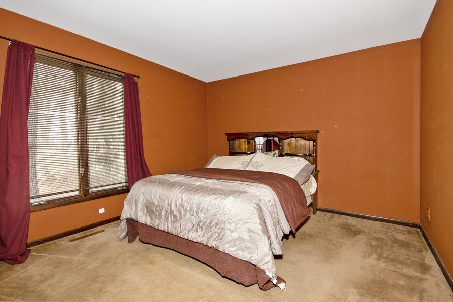 Real Estate Photography - 10869 W 3000 North Rd, Bonfield, IL, 60913 - 2nd Bedroom
