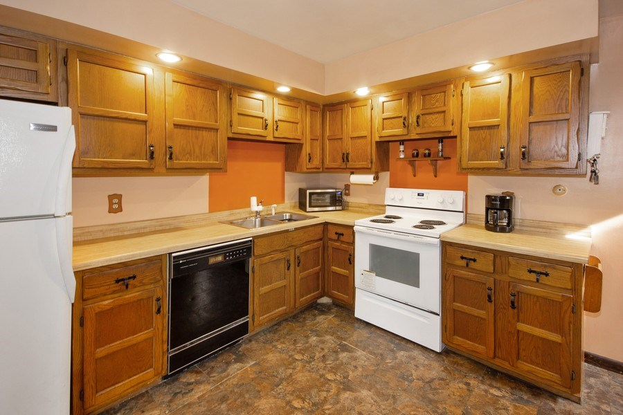 Real Estate Photography - 10869 W 3000 North Rd, Bonfield, IL, 60913 - Kitchen