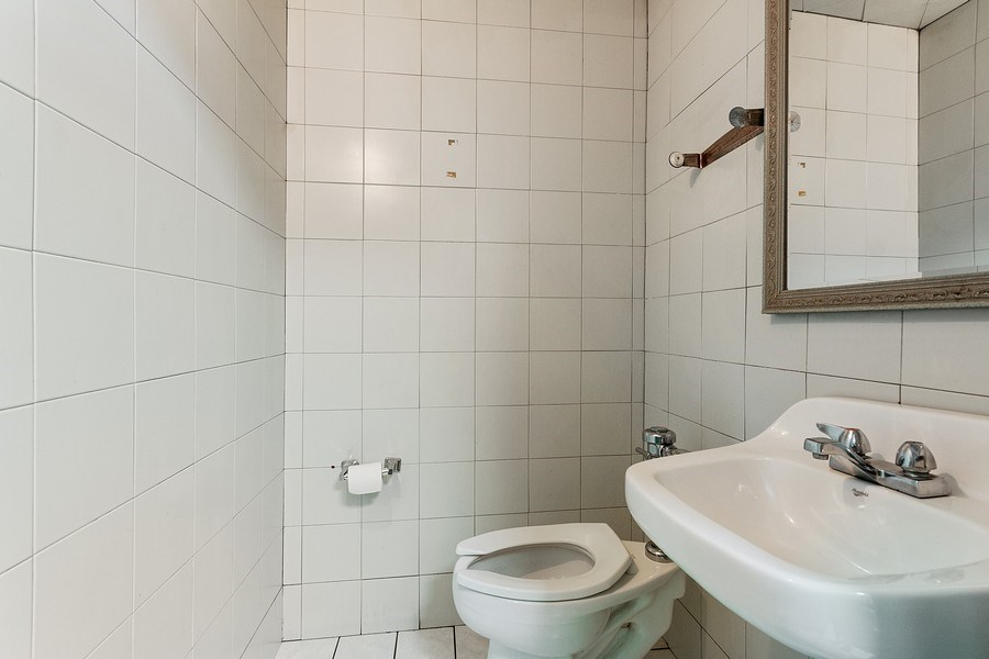 Real Estate Photography - 2422 W. North Ave., Chicago, IL, 60647 - Master Bathroom