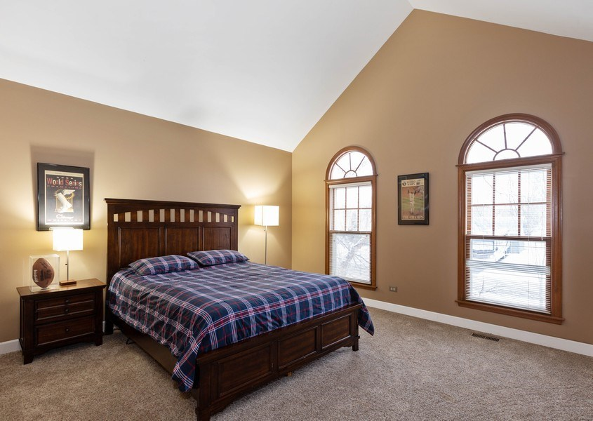 Real Estate Photography - 601 Greens View Drive, Algonquin, IL, 60102 - 3rd Bedroom