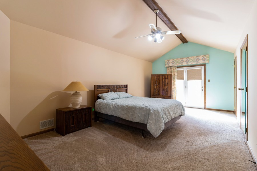 Real Estate Photography - 14855 Westwood Drive, Orland Park, IL, 60462 - Master Bedroom