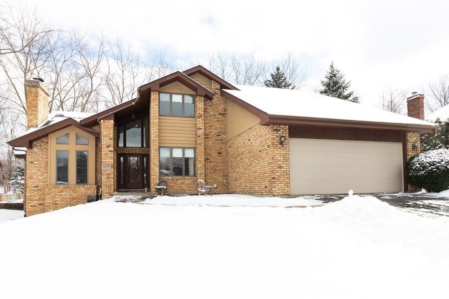 Real Estate Photography - 14855 Westwood Drive, Orland Park, IL, 60462 - Front View