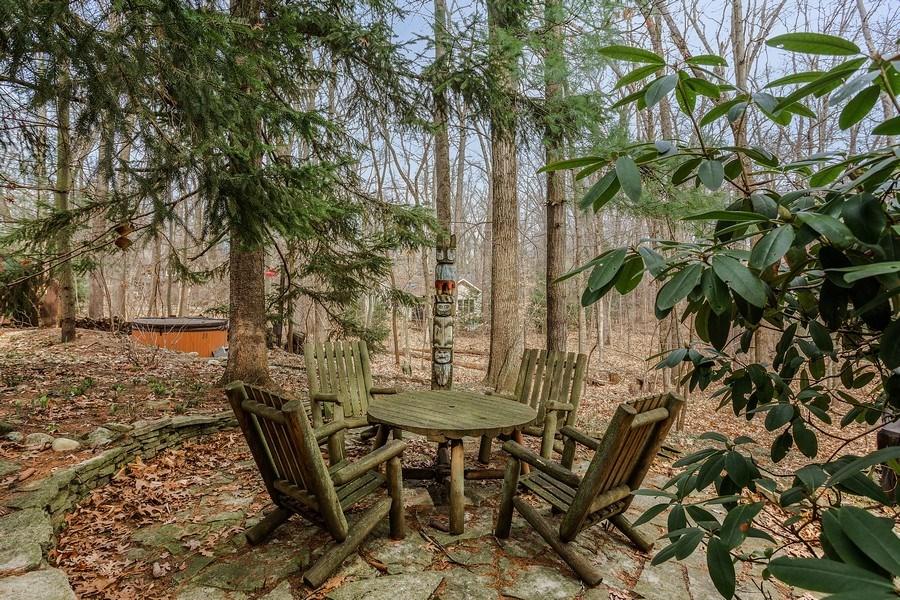 Real Estate Photography - 316 Dreamworld Way, Michiana Shores, IN, 46360 - Back Yard
