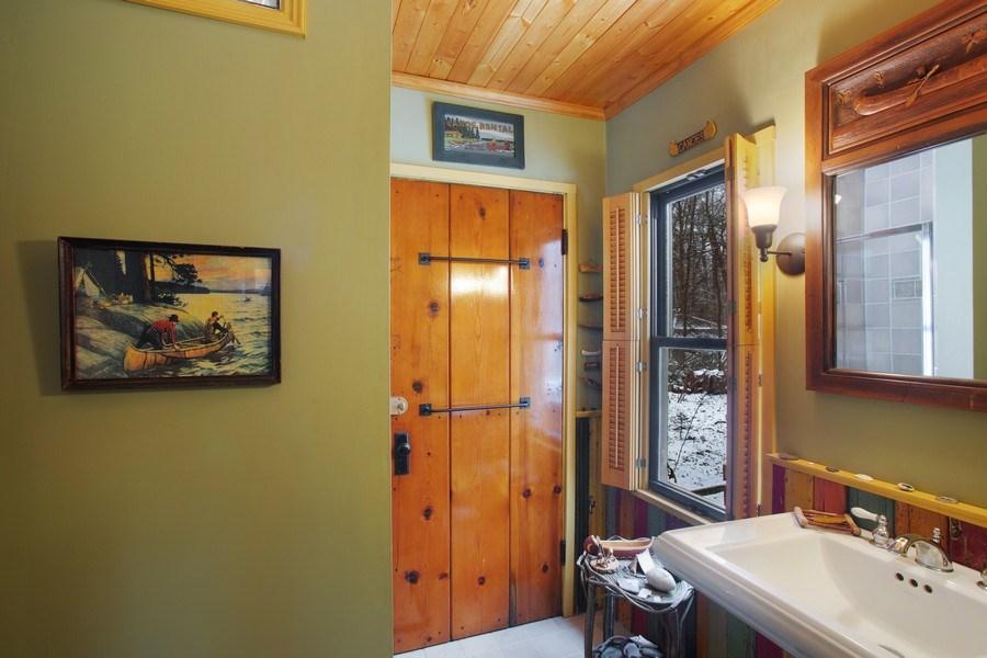 Real Estate Photography - 316 Dreamworld Way, Michiana Shores, IN, 46360 - Bathroom
