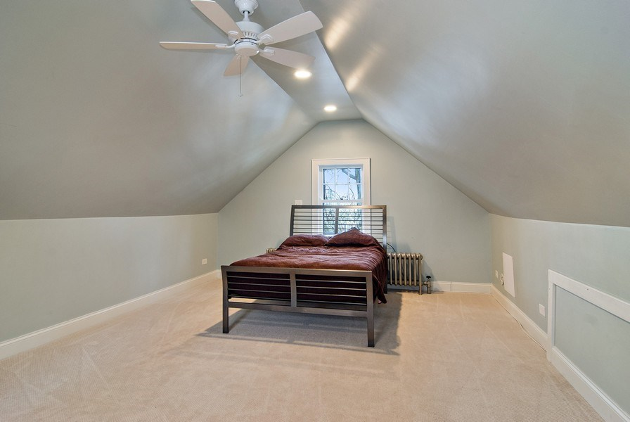 Real Estate Photography - 510 Berkeley Rd, Riverside, IL, 60546 - 3rd Floor