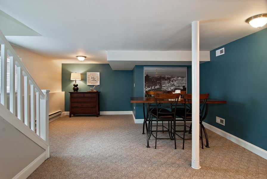 Real Estate Photography - 510 Berkeley Rd, Riverside, IL, 60546 - Basement