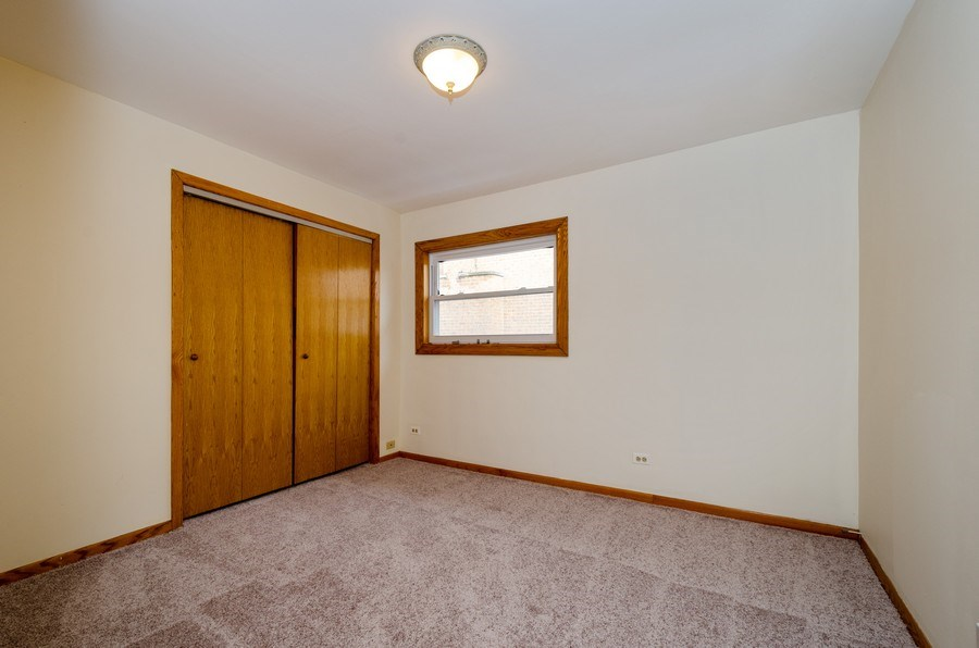 Real Estate Photography - 8738 Stolting, Niles, IL, 60714 - 2nd Bedroom