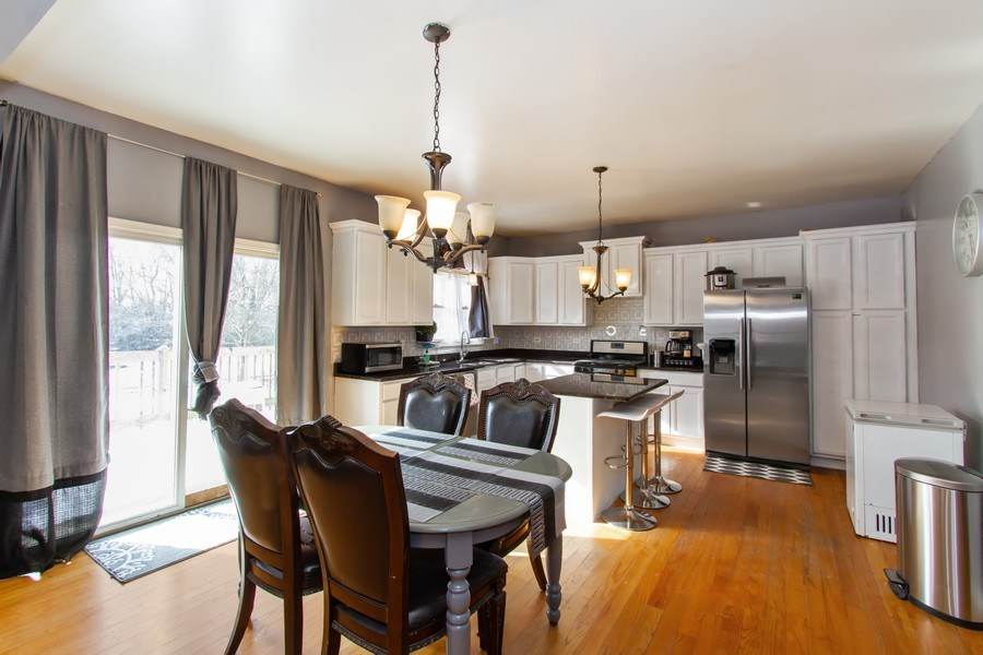 Real Estate Photography - 14 Pembrook Ct, Flossmoor, IL, 60422 - Kitchen / Breakfast Room