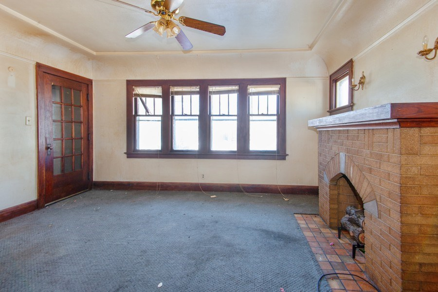 Real Estate Photography - 2576-78 N. 51st street, Milwaukee, WI, 53210 - Living Room