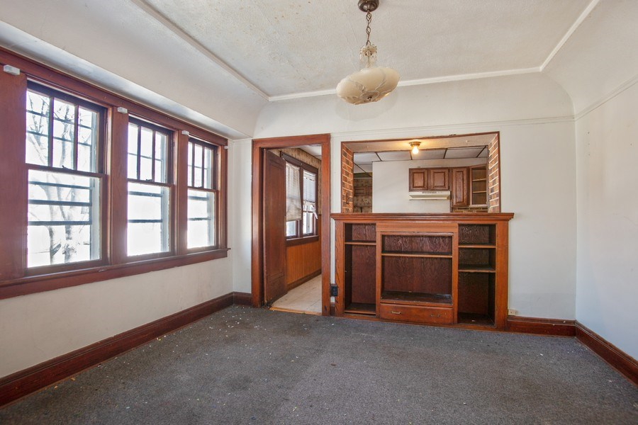 Real Estate Photography - 2576-78 N. 51st street, Milwaukee, WI, 53210 - Dining Room