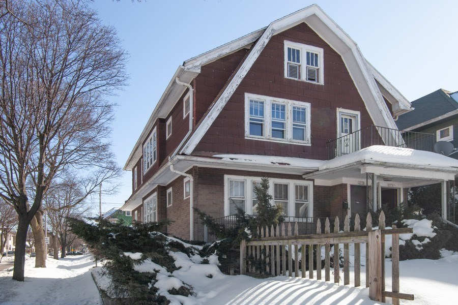 Real Estate Photography - 2576-78 N. 51st street, Milwaukee, WI, 53210 - Front View