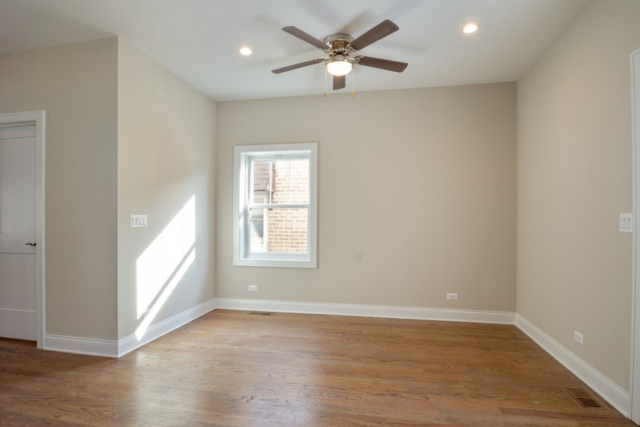 Real Estate Photography - 7452 N Ottawa, Chicago, IL, 60631 - Breakfast Area