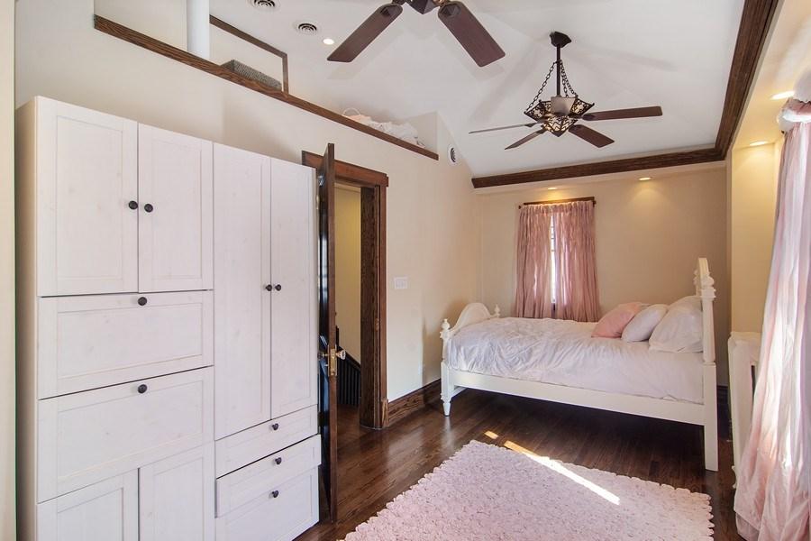 Real Estate Photography - 797 Laurel, Des Plaines, IL, 60016 - 2nd Bedroom