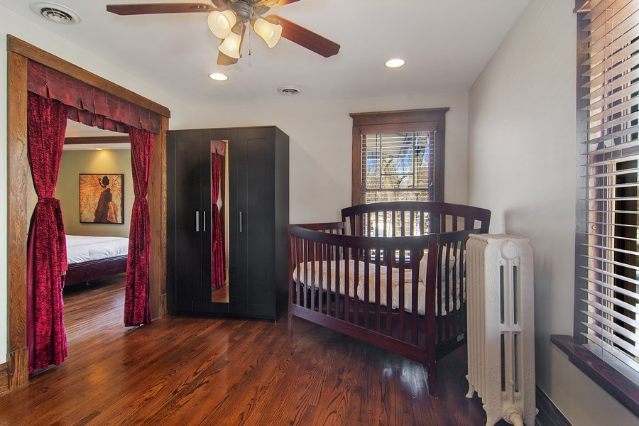Real Estate Photography - 797 Laurel, Des Plaines, IL, 60016 - 3rd Bedroom
