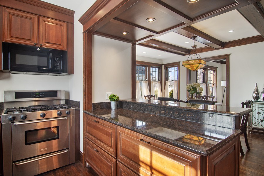 Real Estate Photography - 797 Laurel, Des Plaines, IL, 60016 - Kitchen