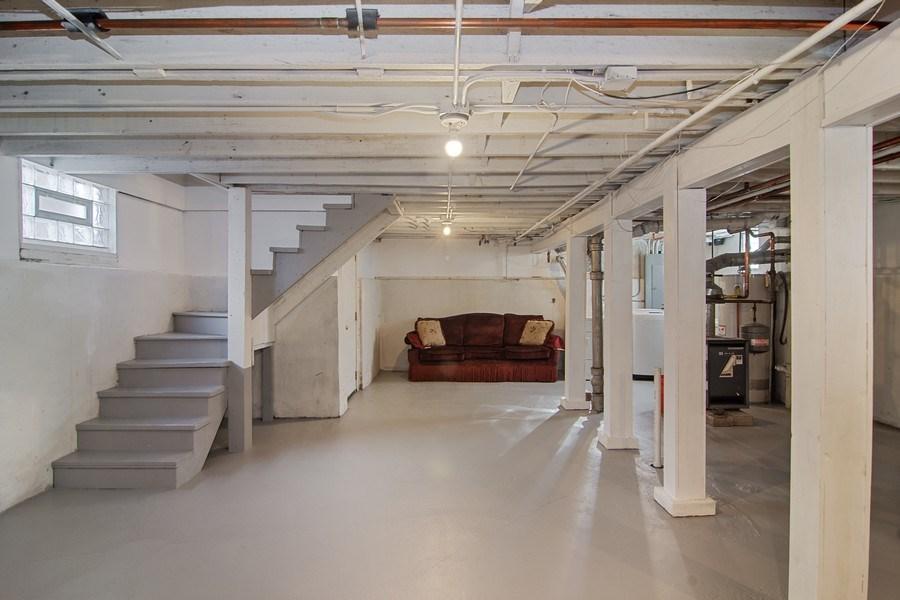 Real Estate Photography - 797 Laurel, Des Plaines, IL, 60016 - Basement